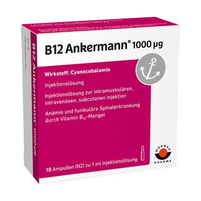 b12 vitamin injektion pris